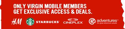 Virgin mobile service code canada