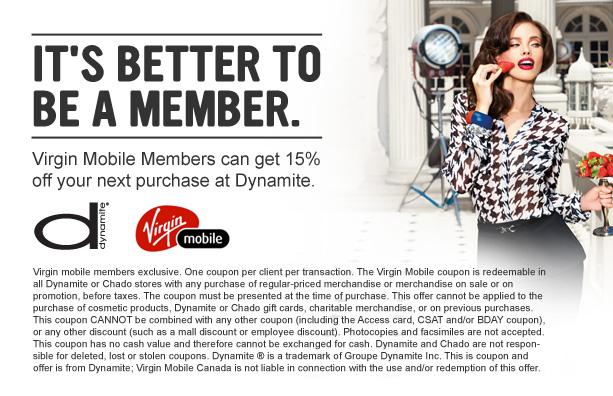Virgin mobile top up promo / Slysoft dvd