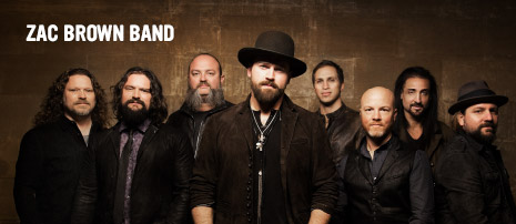 Zac Brown Band Stampede Tickets Contest