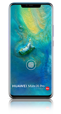 Huawei Mate 20 Pro - Virgin Mobile Canada